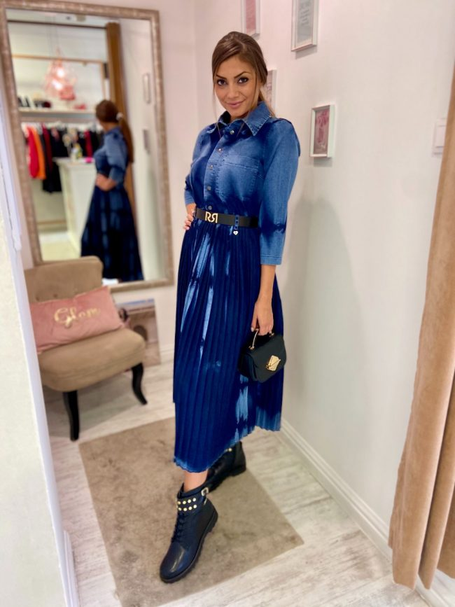 Spotty ruha - GlamBoutique