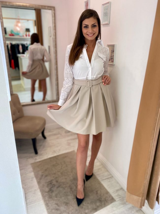 Spring is here szoknya - GlamBoutique